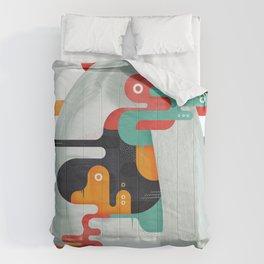 Burn to shine Comforters