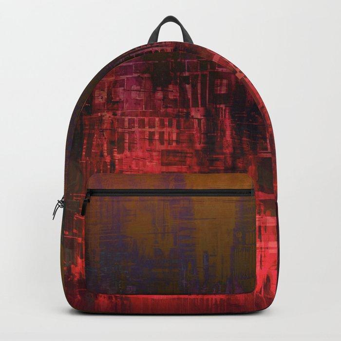 Fantastic Planet / Urban Fantasy Backpack