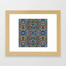 AMBULACRAL Framed Art Print