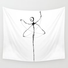 Mage Wall Tapestry