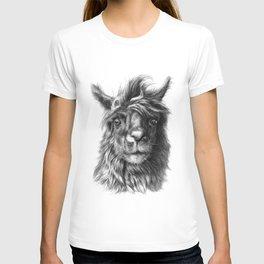 Cute Llama G2013-068 T-shirt