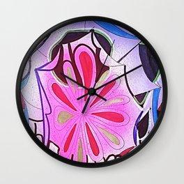 CRÁNEOS 27 Wall Clock