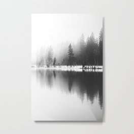 Rhythm of Nature Metal Print