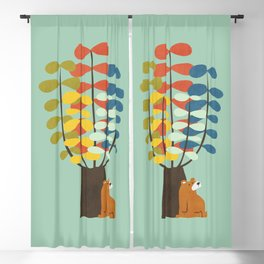 Shady Tree Blackout Curtain