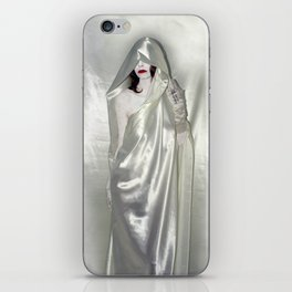 "say no to patriarchy / ""the justice"" iPhone Skin"