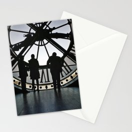 Orsay Horloge Stationery Cards