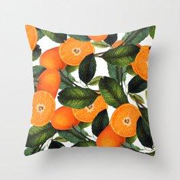 The Forbidden Orange #society6 #decor #buyart Throw Pillow