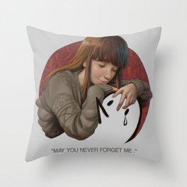 AIKO AND PUNPUN Throw Pillow