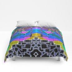 Abstract 2B Comforters