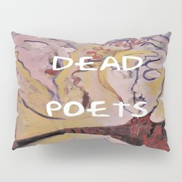 Rimbaud, Dead Poets Art Pillow Sham