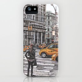 New York I Love You iPhone Case