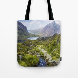 Lead Me To Freedom Tote Bag