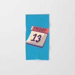 Friday the 13th Hand & Bath Towel