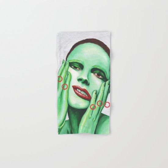 Close Up 7 Hand & Bath Towel