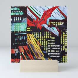 Abstract 50 #6 Mini Art Print