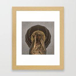 Seneca Framed Art Print