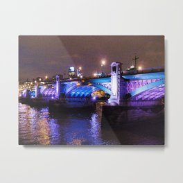 Southwark Bridge Metal Print