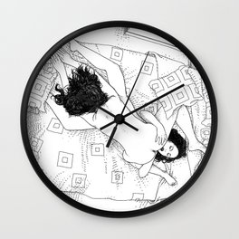 asc 547 - My New Year's resolutions - October Wall Clock