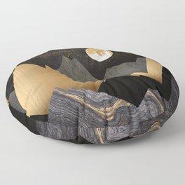 Metallic Night Floor Pillow