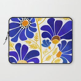 The Happiest Flowers Laptop Sleeve