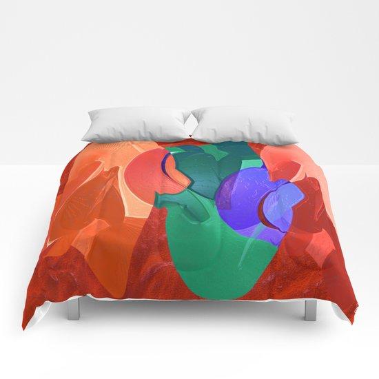 """"""" 1-2-3 """" Comforters"""
