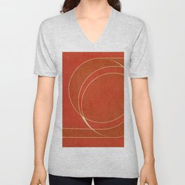 Bulan (Moon) Unisex V-Neck