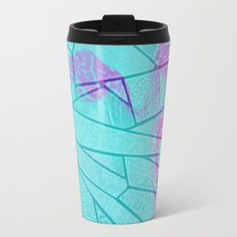 the snake window Travel Mug