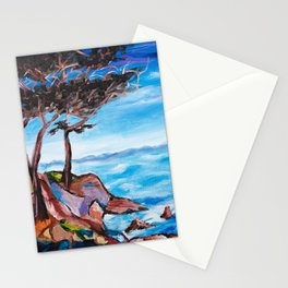 California Bay Stationery Cards