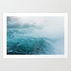 Nature's Ombre Art Print