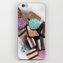 GCD Chocolat Candi Illustration  iPhone Skin