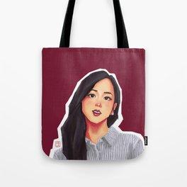 Blackpink Jisoo Tote Bag