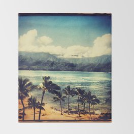 North Shore Throw Blanket