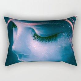Focus on yourself Rectangular Pillow