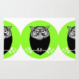 Ms. Owl Rug