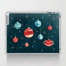 Joy to the Universe (in Teal) Laptop & iPad Skin
