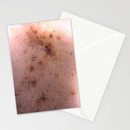 chocolat et lait Stationery Cards