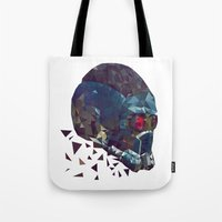 the who Tote Bags featuring WHO by Emily