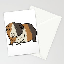 Guinea Pig Stationery Cards