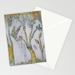 Be Still and All Will Rise Stationery Cards