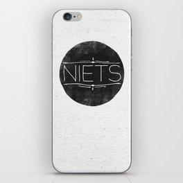 Niets iPhone Skin