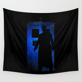 Allons-y!!! Wall Tapestry