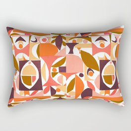 tango in the autumn ... Rectangular Pillow
