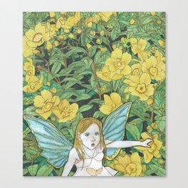 Fairy Meg Canvas Print