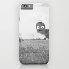 the passer-by saw only a wisp of smoke iPhone 6s Slim Case