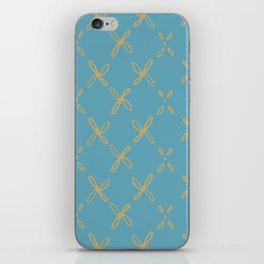 Abstract Astral Pattern iPhone Skin