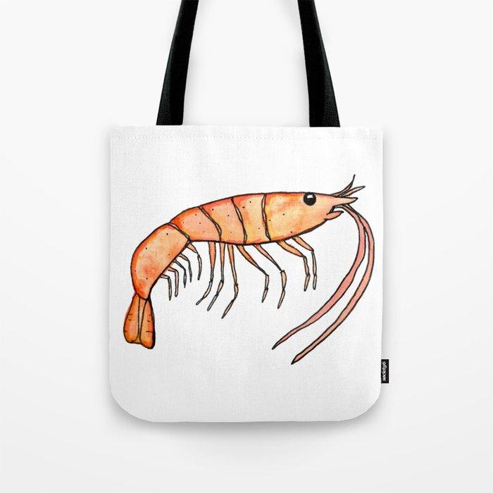 Prawn: Fish of Portugal Tote Bag