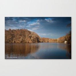 Apalachicola River  Canvas Print