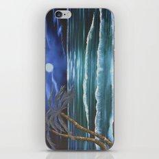 Bahama Blue iPhone & iPod Skin
