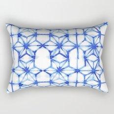 Abstract geometric star Rectangular Pillow