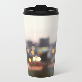 Gulf Coast Evening Travel Mug
